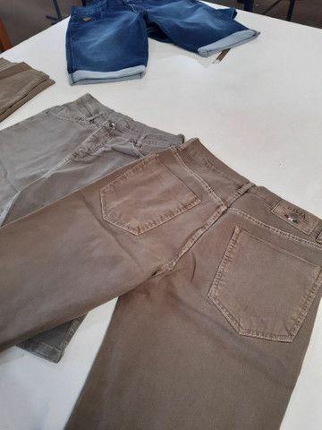 Lote de roupas jeans  nova  - Foto 3