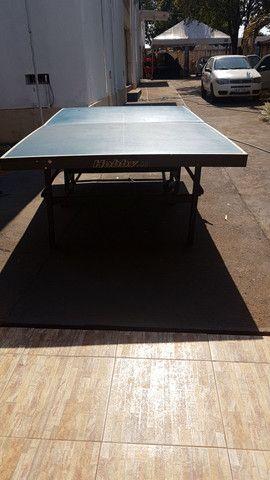 Mesa de tênis de mesa hobby 25 mm - Foto 2