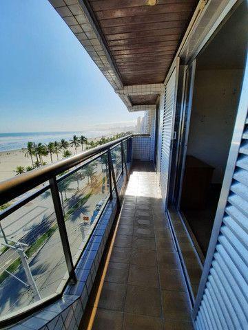 Apto. Mobiliado 3 Dormitórios Locação Definitiva na Praia Grande - Foto 2
