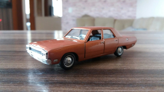Dodge e Kombi miniaturas - Foto 2