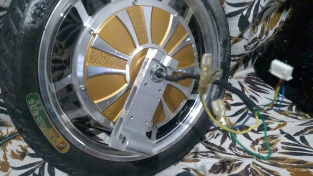 Motor monociclo