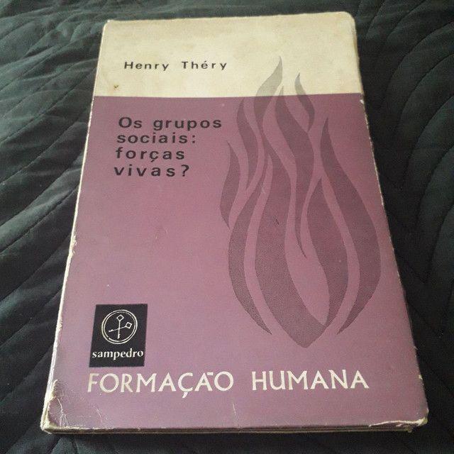 Os grupos sociais: forças vivas? - Henry Théry