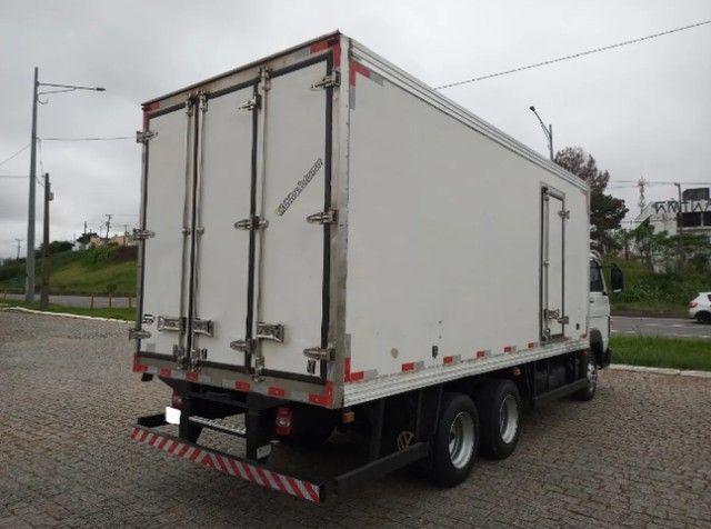 Vw 10.160 Delivery Plus Ano 2014/15 Truck / Baú Frigorífico - Foto 3
