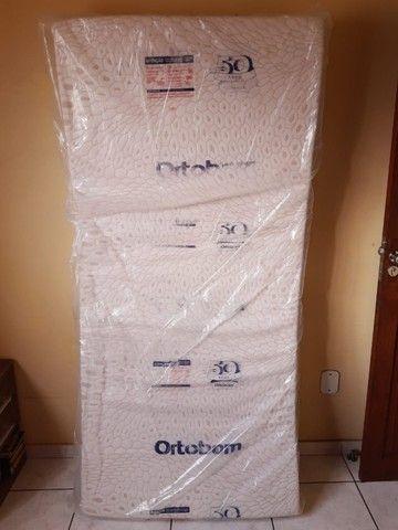 Colchão Ortobom para Pessoas Acamadas de Alta Qualidade (Semi Novo)