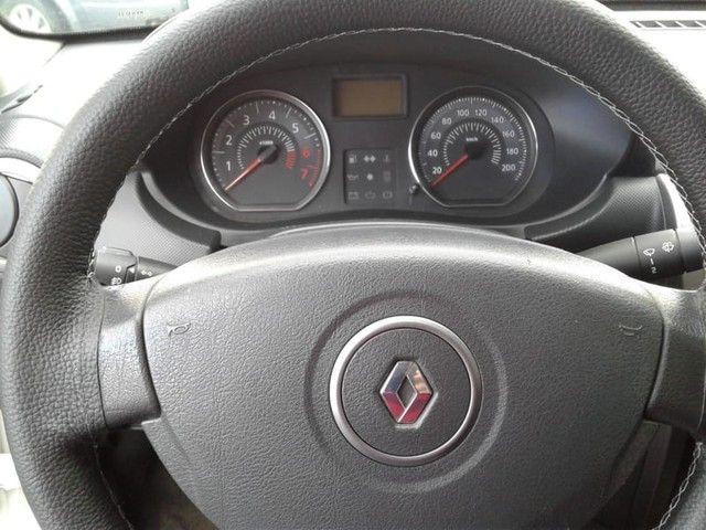 Renault LOGAN 1.0 EXPRESSION 16V FLEX 4P MANUAL  - Foto 13