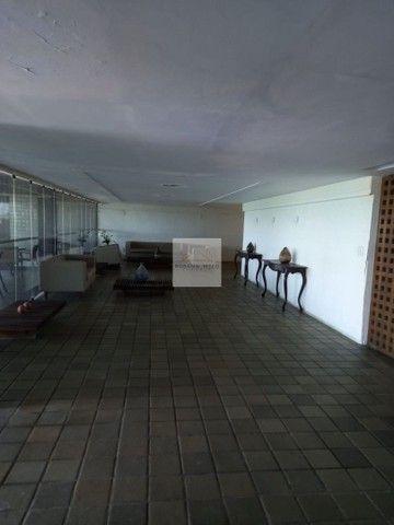 Edf. Segovia - BV / Vista Mar / 180M² / 4 Quartos / Salão de festas / 2 Vagas / 1 suíte - Foto 15