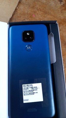 Motorola e7 plus azul nave - Foto 2