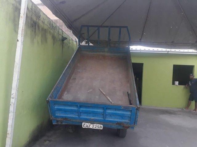 "Caminhão tuk tuk ""BURRINHA"" GURGEL - Foto 2"