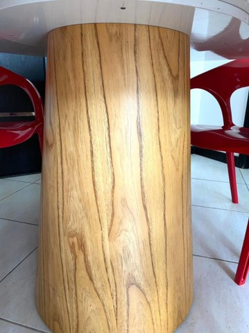 Mesa de jantar moderna com 6 cadeiras.  - Foto 3