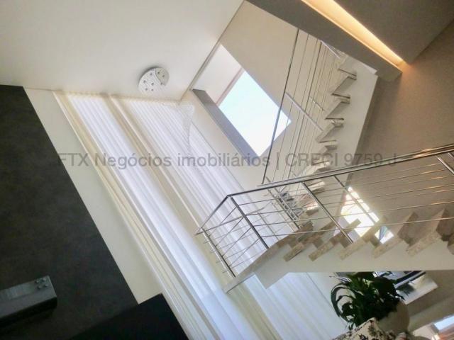 Sobrado à venda, 1 quarto, 3 suítes, Residencial Damha II - Campo Grande/MS - Foto 3