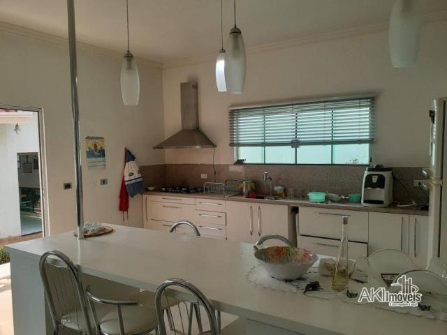 Casa com 3 dormitórios à venda, 397 m² por R$ 1.800.000,00 - Centro - Campo Mourão/PR - Foto 9