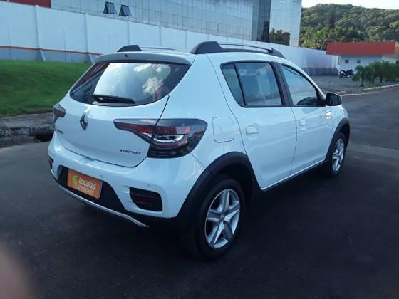 SANDERO 2019/2020 1.6 16V SCE FLEX STEPWAY ZEN MANUAL - Foto 7
