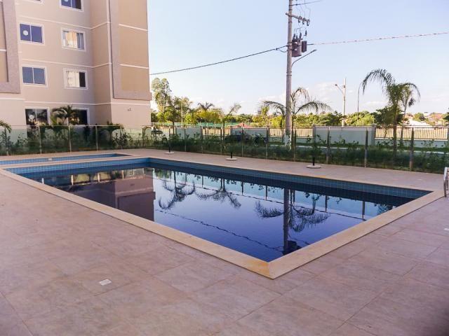 Apartamento para alugar com 2 dormitórios em Morada do ouro, Cuiabá cod:43674 - Foto 9