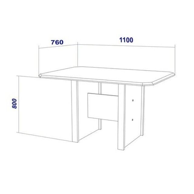 Mesa de Jantar New Charm 4 Cadeiras -- Entrega e montagem Na Hora - Foto 3