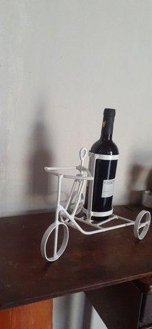 Porta vinhos  - Foto 6