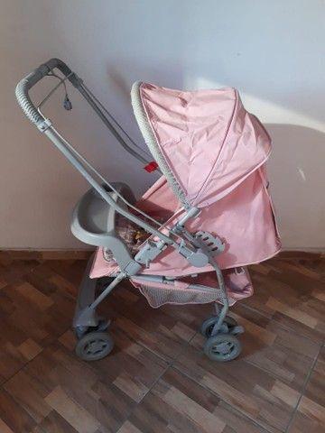Carrinho de bebê ( menina )