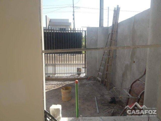 CA0175 - CASA Á VENDA NA REGIÃO DO JARDIM IPÊ EM FOZ DO IGUAÇU - PR - Foto 6