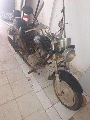 Moto Dayun 2008 , 150 , valor,: 2000.00.aceito proposta . - Foto 3