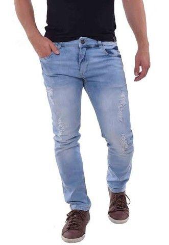 calças masculina  - Foto 3