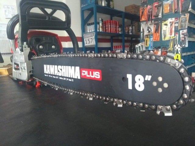 Motosserra Kawashima Plus 550p - Foto 5