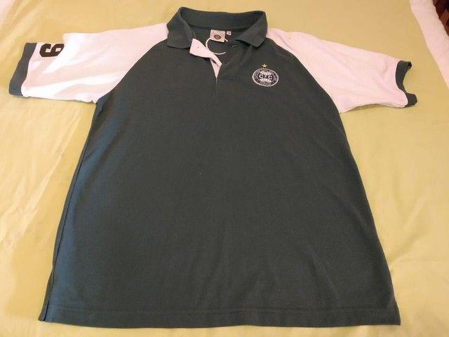 Camisa Polo Coritiba  - Foto 4