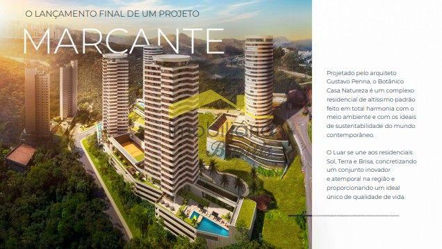 Apartamento à venda, 3 quartos, 1 suíte, 2 vagas, VALE DO SERENO - NOVA LIMA/MG - Foto 3