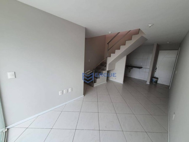 Cobertura com 3 dormitórios, 110 m² - venda por R$ 235.000,00 ou aluguel por R$ 1.100,00/m - Foto 4