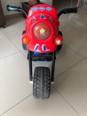 Moto Elétrica infantil Bandeirantes  - Foto 2