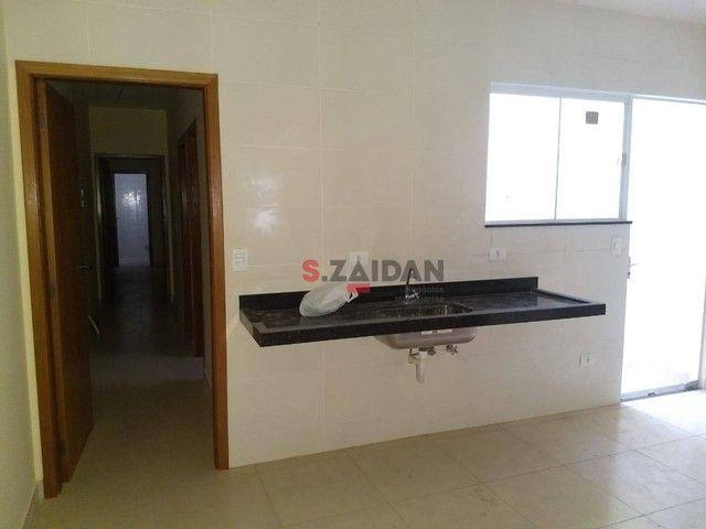 Casa com 2 dormitórios à venda, 77 m² por R$ 280.000 - Jardim Nova Iguaçu - Piracicaba/SP - Foto 3