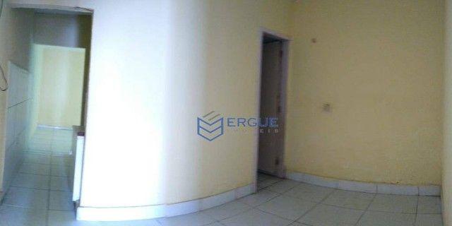 Casa com 1 dormitório para alugar, 42 m² por R$ 400,00/mês - Tabapuá - Caucaia/CE - Foto 3