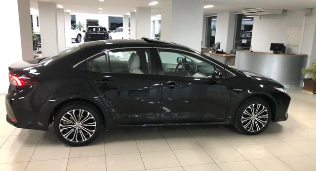 Imperdível!!! Toyota Corolla Altis Premium Hybrid 1.8AT 2021 com apenas 6 mil km! - Foto 10