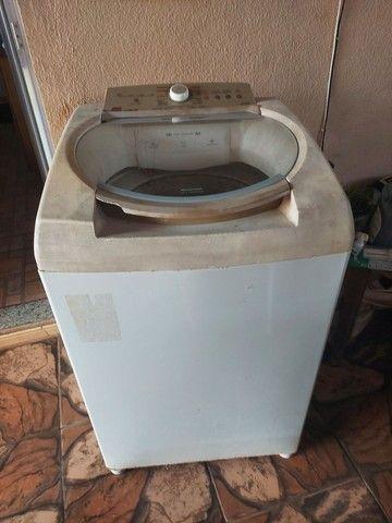 Vendo desocupar funcionando poltrona do papai(mamae) - Foto 3