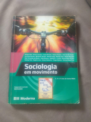Filosofando, Sociologia em movimento e Sociologia para jovens do século XXI - Foto 3