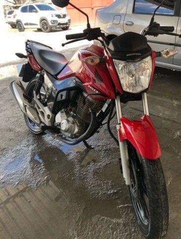 Honda Cg Fan 160/2019