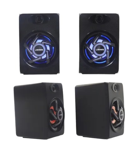 Caixa de som para PC gamer GT S-1 Lehmox - Foto 3