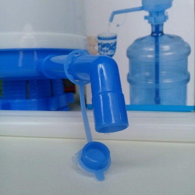 Bomba d'água para Garrafão (entrega grátis) - Foto 2