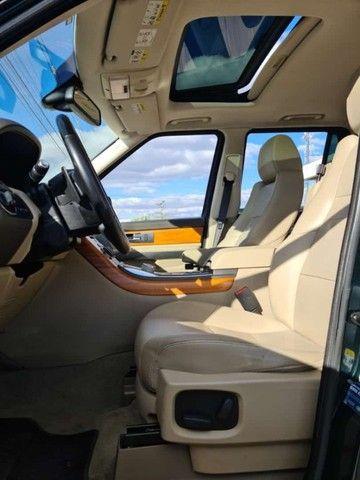 Range Rover Sport SE 3.0 4x4 TDV6 Diesel/ impecável/ revisada/ pneus novos - Foto 8
