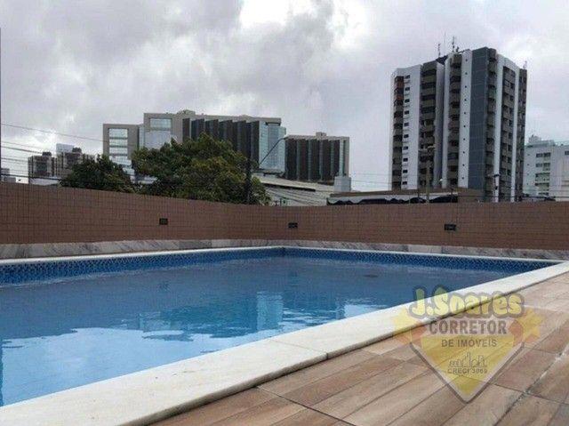 Manaíra, 3 suítes, 85m², R$ 1.900 C/Cond, Aluguel, Apartamento, João Pessoa - Foto 18