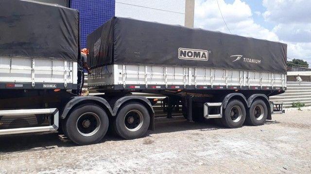 Graneleiro Noma Titanium 2021 7 eixos  - Foto 4