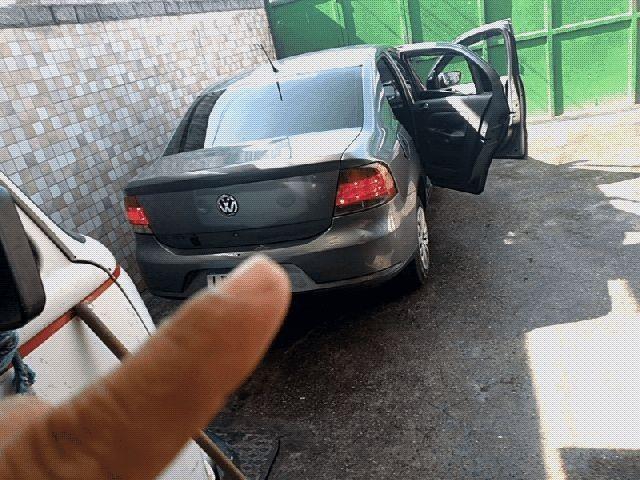 Volkswagen Voyage pra vender hoje sem conversa  - Foto 6