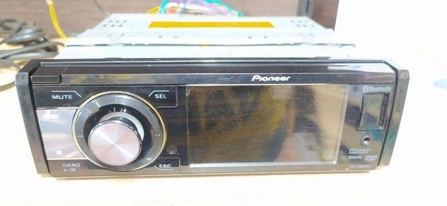 Dvd Pioneer Avh-8780avbt  com Bluetooth - Foto 2