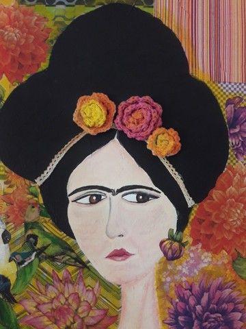 Quadro Frida  - Foto 5