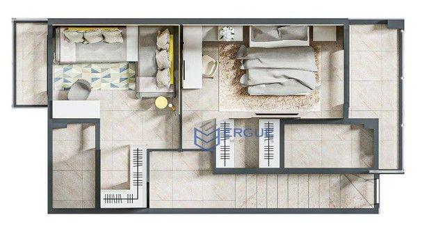 Casa à venda, 100 m² por R$ 289.900,00 - Eusébio - Eusébio/CE - Foto 9