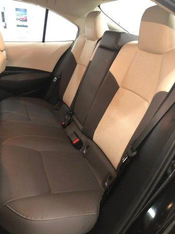 Imperdível!!! Toyota Corolla Altis Premium Hybrid 1.8AT 2021 com apenas 6 mil km! - Foto 18