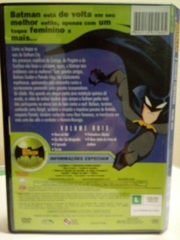 DVD O Batman - Volume 2 - Faço Envio. - Foto 3