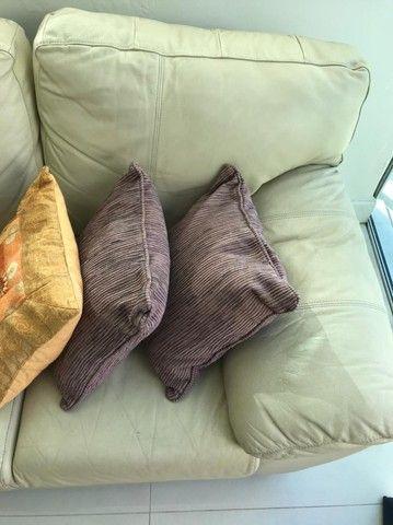 Sofá de corino 2 lugares - Foto 5
