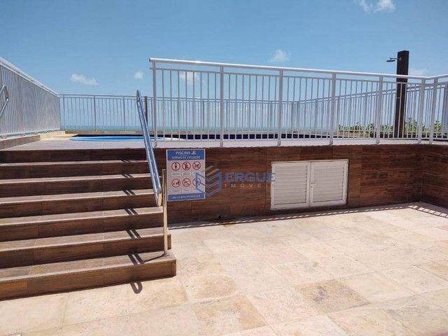 Apartamento com 2 dormitórios à venda, 56 m² por R$ 317.817,92 - Jacarecanga - Fortaleza/C - Foto 11