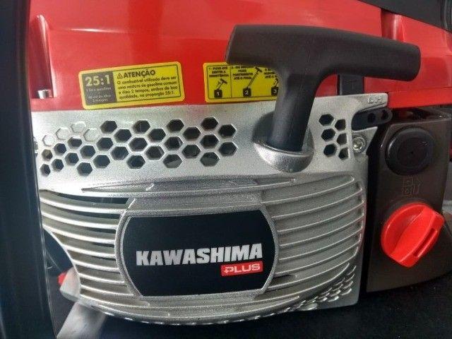 Motosserra Kawashima Plus 550p - Foto 4