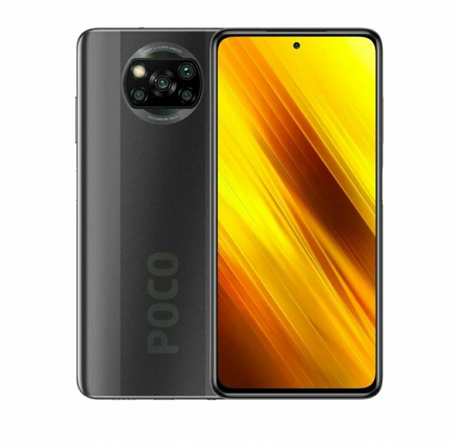 Poco X3 6gb/128gb