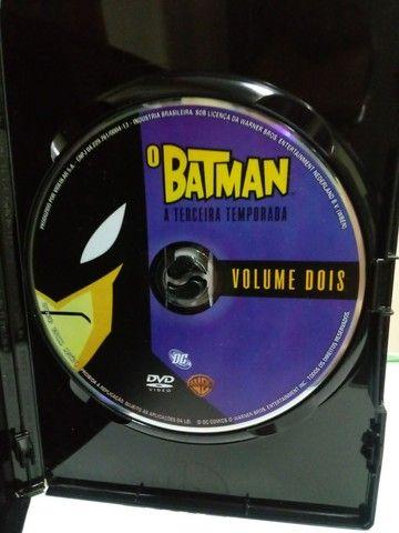 DVD O Batman - Volume 2 - Faço Envio. - Foto 2